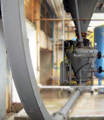 Cement Kiln Dust Pneumatic Conveying System
