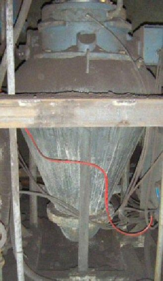 Pneumatic Conveying of Copper Concentrate Corrosive