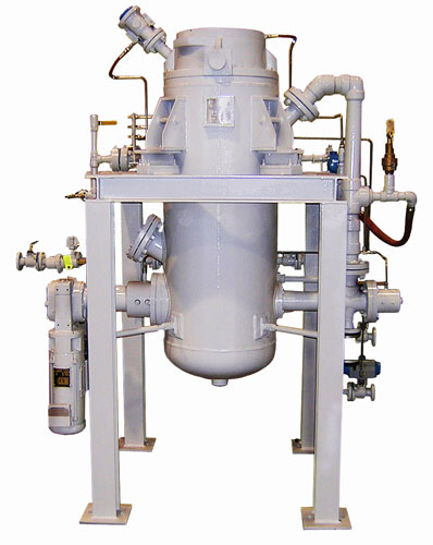 Controlveyor - Pressure Injection Systems