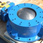 Dome Valves for Pneumatic Conveying of Cement