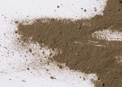 calcined kiln dust