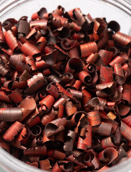 copper chips