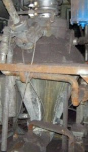 pneumatic conveying of copper concentrate abrasive