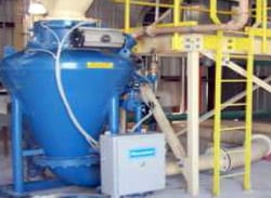 pneumatic conveying of titanium dioxide