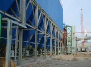 pneumatic conveying steel smelter dust