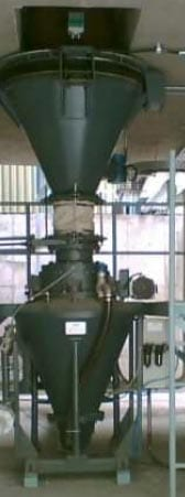 raw coal fuel pneumatic conveyor
