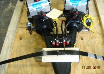testing 039 P1680 Diverter valve
